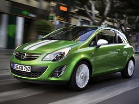 Opel Corsa: Designový facelift