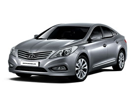 Hyundai Grandeur: První fotografie nové generace