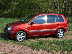 Ford Fusion: 12 recenzí na Moje.auto.cz