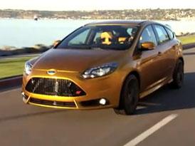 Video: Ford Focus ST – Nejsportovnější z nové generace
