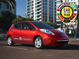 Car of the Year 2011: Nissan Leaf