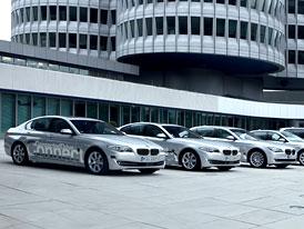 BMW Connected Drive: Blízká budoucnost už dnes