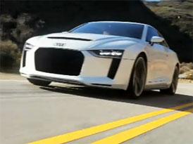 Video: Audi Quattro Concept – Oslava výročí