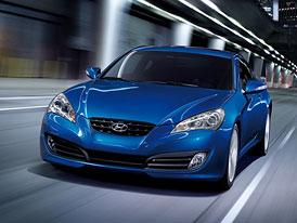 Hyundai Genesis Coupé na českém trhu: GT za cenu GTI