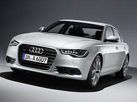 Nové Audi A6: První fotografie