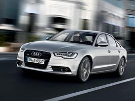 Audi A6: Fotografie, oficiální informace, české ceny, video