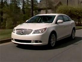 Video: Buick LaCrosse eAssit – Hybridní sedan