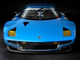 New Stratos GT2: Návrat k závodění na obzoru
