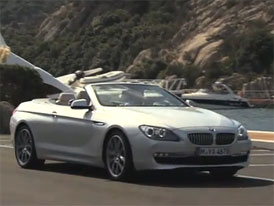Video BMW 650i Cabrio – Projížďka s novinkou
