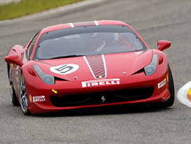 Ferrari 458 Challenge: Světová premiéra v Boloni