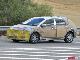 Spy Photos: Chystá Toyota návrat Corolly?