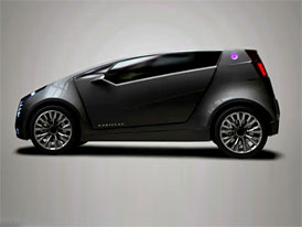 Video: Cadillac Urban Luxury Concept – Malý a luxusní