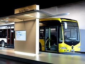 Mercedes-Benz: MHD se zdvojnásobí