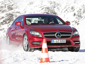 Mercedes-Benz CLS: 4Matic potvrzen (+české ceny)