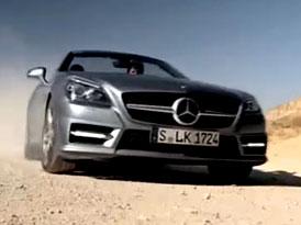 Mercedes-Benz SLK: Francouzi prozradili podobu nové generace