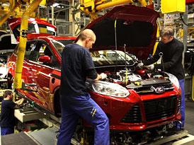 Ford v Číně investuje do rozšíření výroby 11,3 mld. Kč