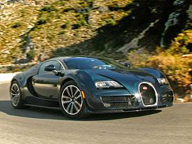 Bugatti Veyron 16.4 Super Sport: Nové fotografie