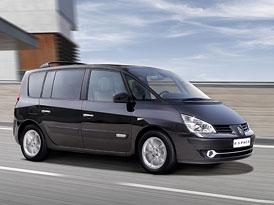 Renault Espace: Ceny na �esk�m trhu po faceliftu