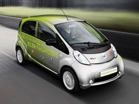 Peugeot pronajme společnosti ČEZ 65 elektromobilů