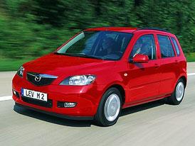 Mazda2 – nástupce Demia je zde…