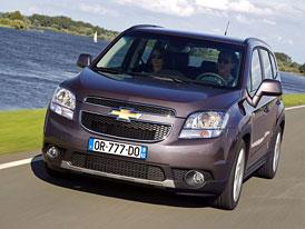 Český trh v únoru 2011: Nejprodávanější MPV