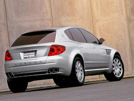 Maserati SUV: Bude se vyrábět v USA a dostane zcela nový V8