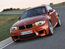 BMW 1 M Coup�: Siln�j��, rychlej��, leh�� ne� M3 E46