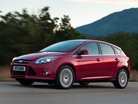 Ford Focus: Dev�t motor� pro novou generaci