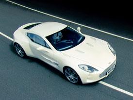 Aston Martin One-77: Ještě není vyprodáno