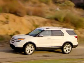 Video: Ford Explorer – Jízda s novým SUV