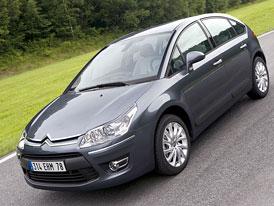 Citroën C4: Nejlevnější hatchback nižší střední třídy