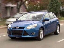 Video: Ford Focus � P�tidve�ov� hatchback nov� generace