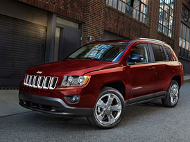 Jeep Compass: Nový-faceliftovaný Grand Compass