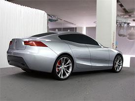 Nástupce Alfy Romeo 166 bude mít zadní pohon