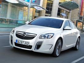 Opel Insignia OPC: Nově i s automatem