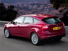 Ford Focus: V Británii dražší než Golf i Astra
