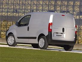 Peugeot Bipper: S motorem 1,3 HDi na �esk�m trhu