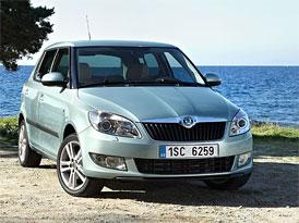 Škoda Fabia Family: Zvýhodněná 1,4 16V (63 kW) taky jako Ambiente