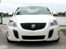 Video: Buick Regal GS � Prohl�dka interi�ru i exteri�ru