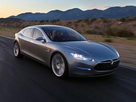 Tesla Model S: 3.000 zájemců již složilo zálohu