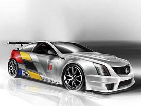 Cadillac CTS-V Coupe: Návrat na závodní dráhu