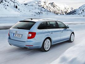 Škoda Superb Combi: Plošné zvýšení cen