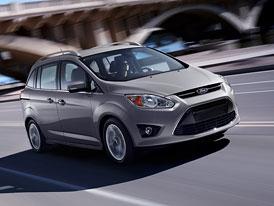 Ford C-Max: V USA je základem čtyřválec 2,5 l (124 kW)