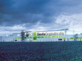 Škoda Auto rozšíří logistické centrum, investuje 800 milionů Kč