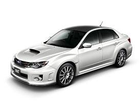Subaru WRX STI tS: Limitovan� edice s karbonovou st�echou
