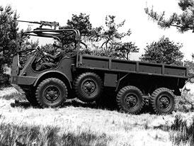 DAF: 75 let dodavatelem nizozemských ozbrojených sil