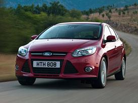 Ford Focus: Základ s bohatou výbavou za 359.990,- Kč