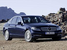 Mercedes-Benz C po faceliftu: První fotografie