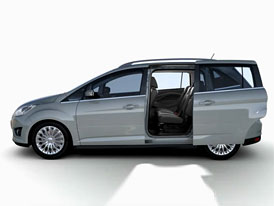 Video: Ford Grand C-MAX � Variabiln� interi�r