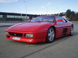 Legendy na Moje.auto.cz: Ferrari 348